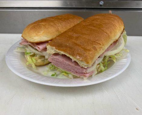 Ham Cold Cut Submarine