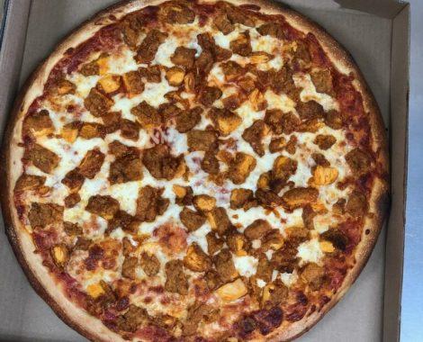 Buffalo Style Pizza